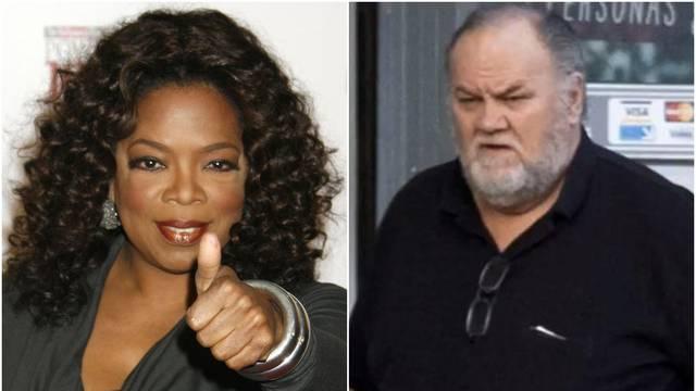 Meghanin otac: 'Oprah je moju kćer i zeta iskoristila, želi veću popularnost zbog novih emisija'