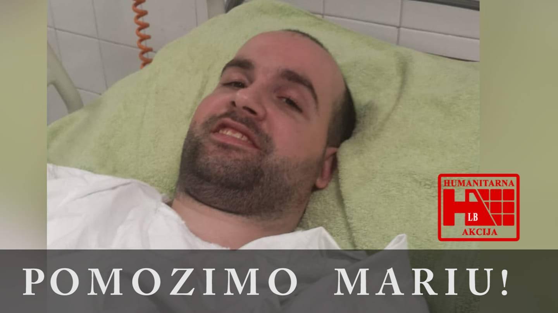 Pomozimo nepokretnom Mariju da ode na liječenje u Frankfurt