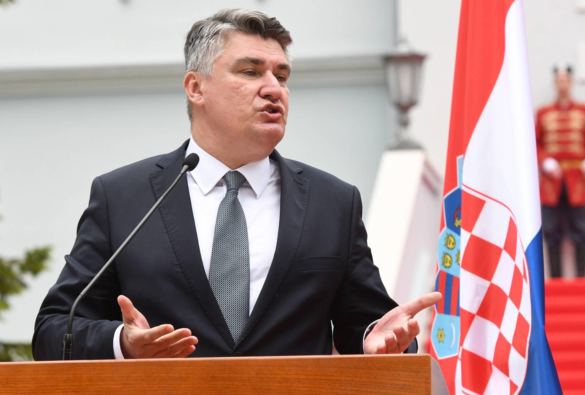 Milanović: 'Izbori su 5. srpnja, što ste tražili to ste i dobili'