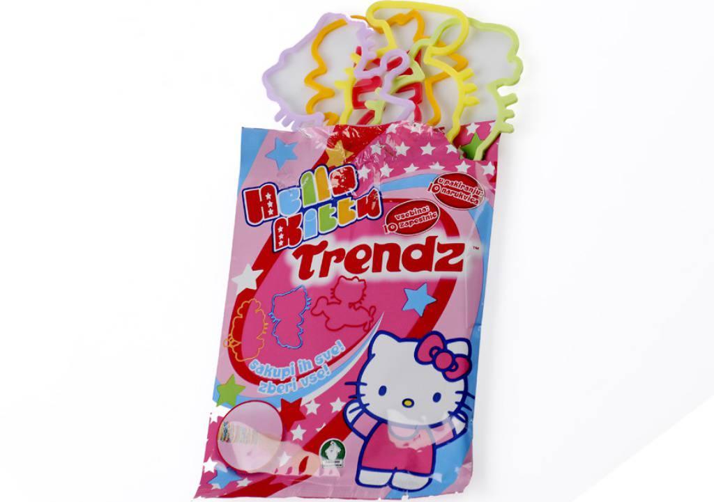 Budi uvijek u trendu sa Hello Kitty Trendz narukvicama!
