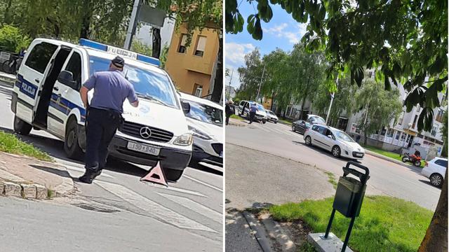 Velika Gorica: Autom naletio na mladića, prevezli ga u bolnicu