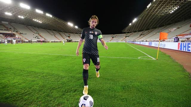 UEFA Nations League - Group C - Croatia v Portugal