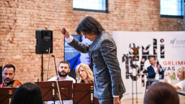 Koncert improvizirane glazbe u Laubi: Nastupa gudački kvartet
