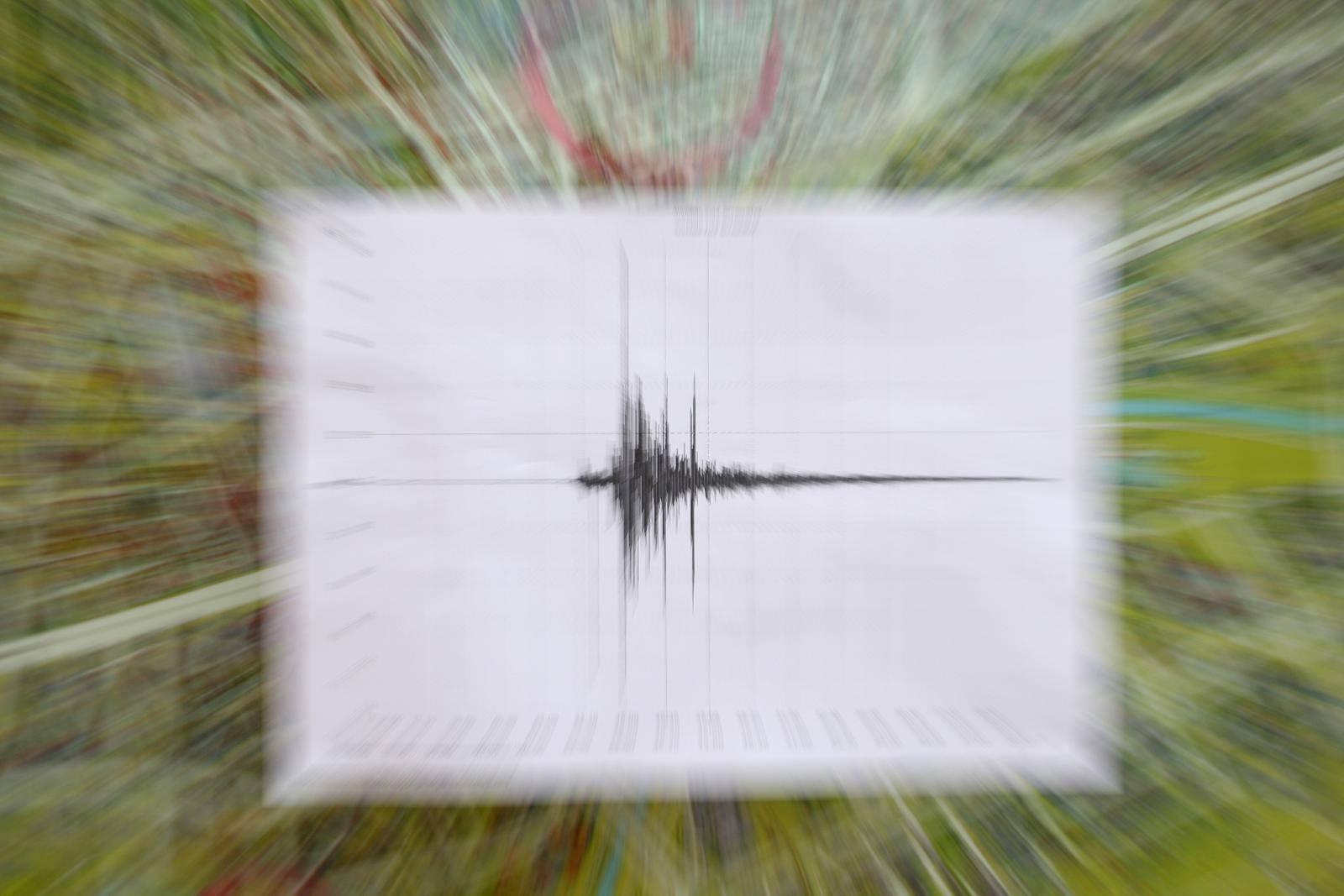 Seizmološka služba: Potres kod Metkovića, magnituda 3,1