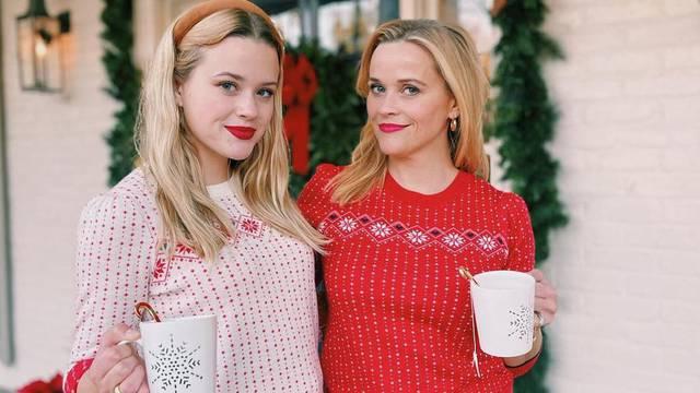 Reese je pozirala s kćeri: Iste se, nemojte se fotkati više zajedno'