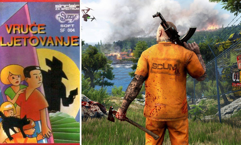 Povijest hrvatskog gaminga: Od Vrućeg ljetovanja do Scuma