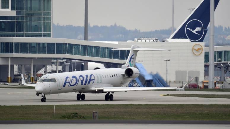 I oni imaju problema: Adria Airways suspendirala letove