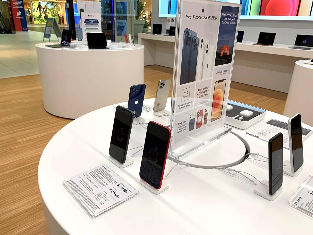 Dobrodošli u novu eru iPhonea: Apple iPhone 12, iPhone 12 Pro i iPad Air 4 od sada su dostupni