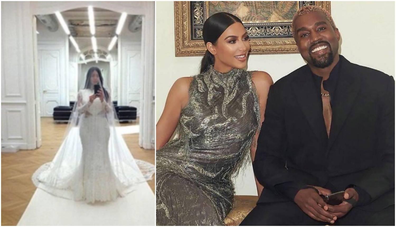 Brak im je u krizi, žele razvod, a Kim objavljuje fotke sa svadbe