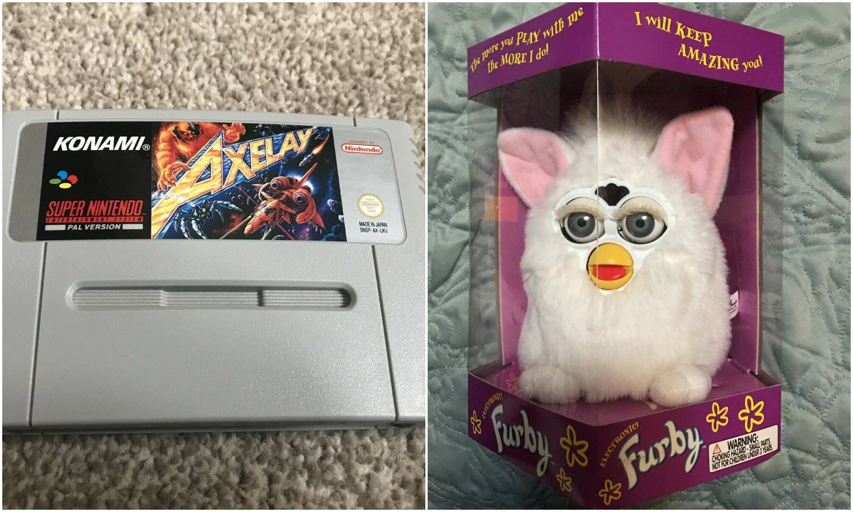 Imate tamagochi ili Nintendo igre? Danas vrijede bogatstvo