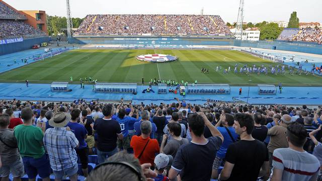 Barišić: Dinamo gradi stadion, u Maksimiru ili negdje drugdje