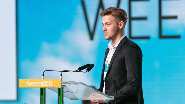 Rovinj: Weekend media festival, Na mladima svijet ostaje… čim o tome stariji donesu odluku