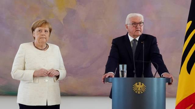 Merkel has another tremor