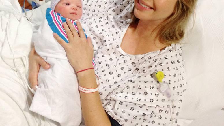 Ivanka je pokazala tek rođenog sinčića Josepha Fredericka