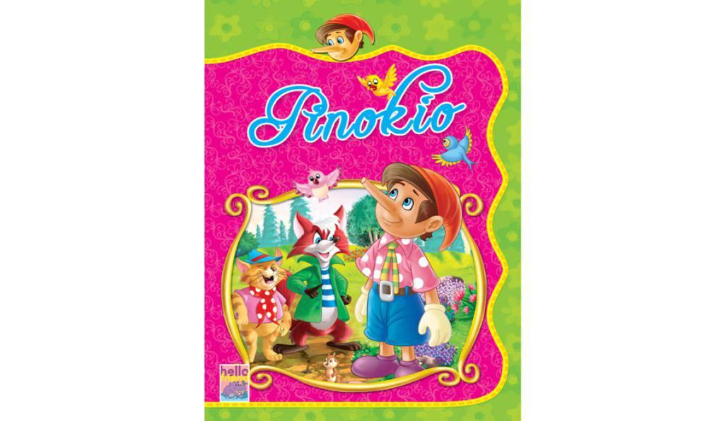 Superpopularna bajka Pinokio za samo 1 kunu!