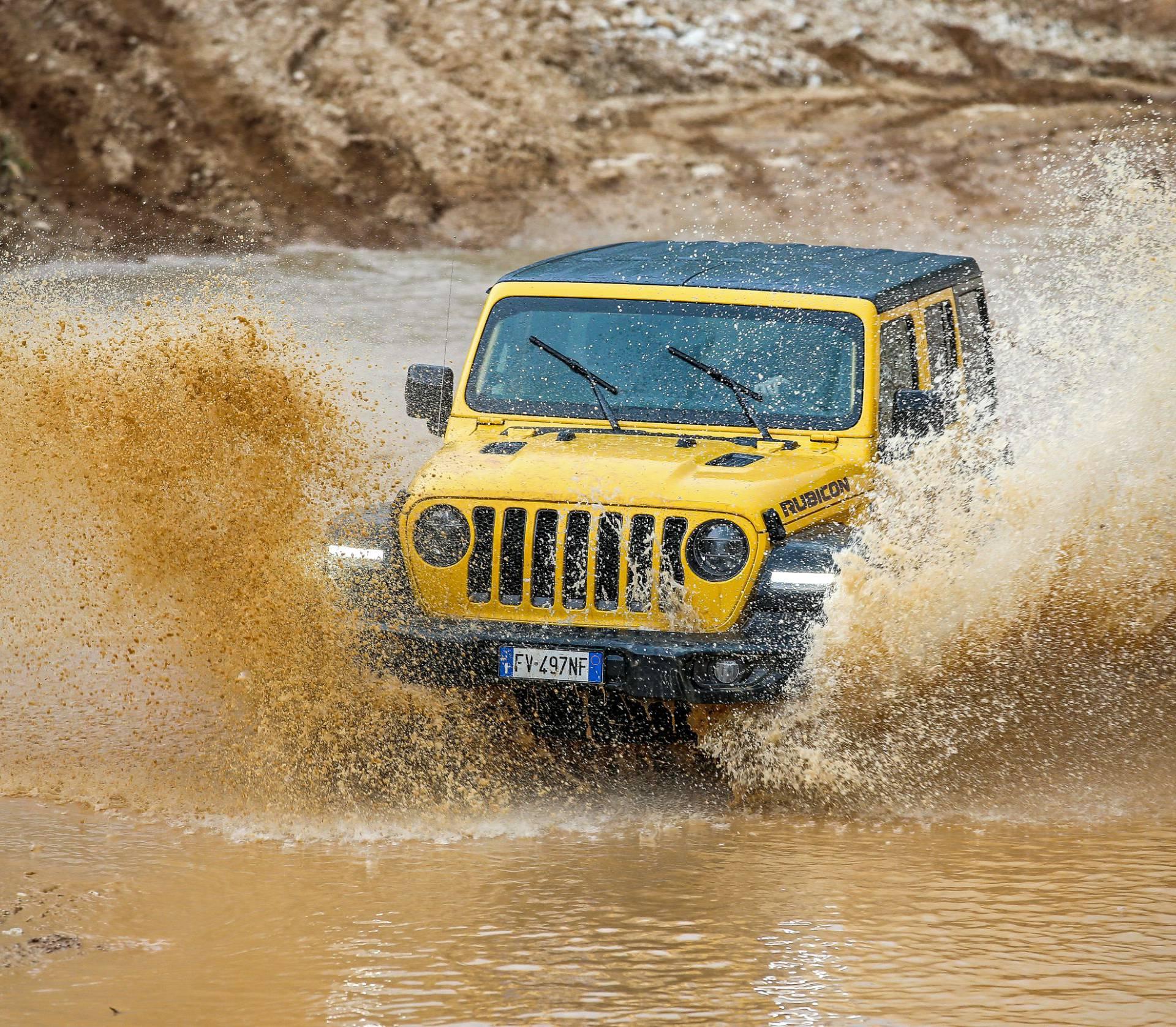 Ovo je sinonim za terence: U Italiji smo vozili sve Jeepove