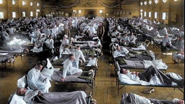 Spanish Flu Centenary