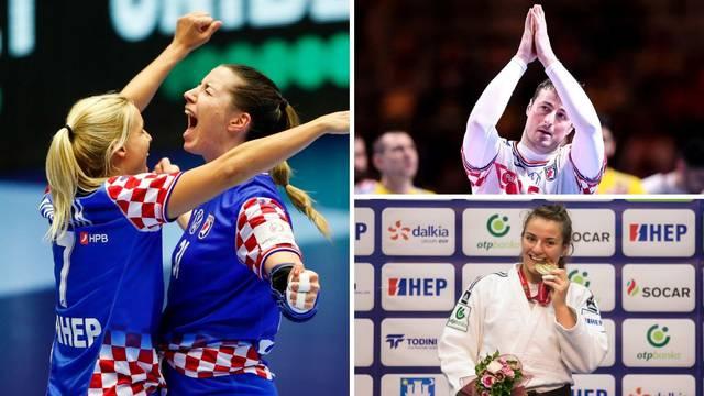 Nema nas nitko: Brončane cure najbolja ekipa, Duvnjak i Matić su kralj i kraljica sporta u 2020.