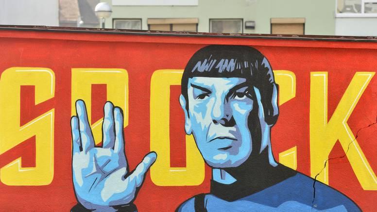 Netko je prefarbao kultni grafit Vulkanca Spocka na Trešnjevci