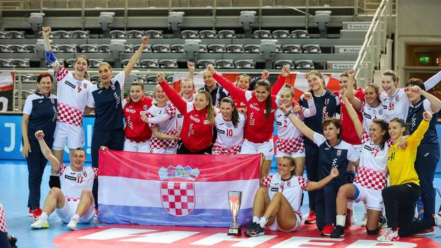Poreč: Rukometni HEP Croatia Cup, Hrvatska - Brazil