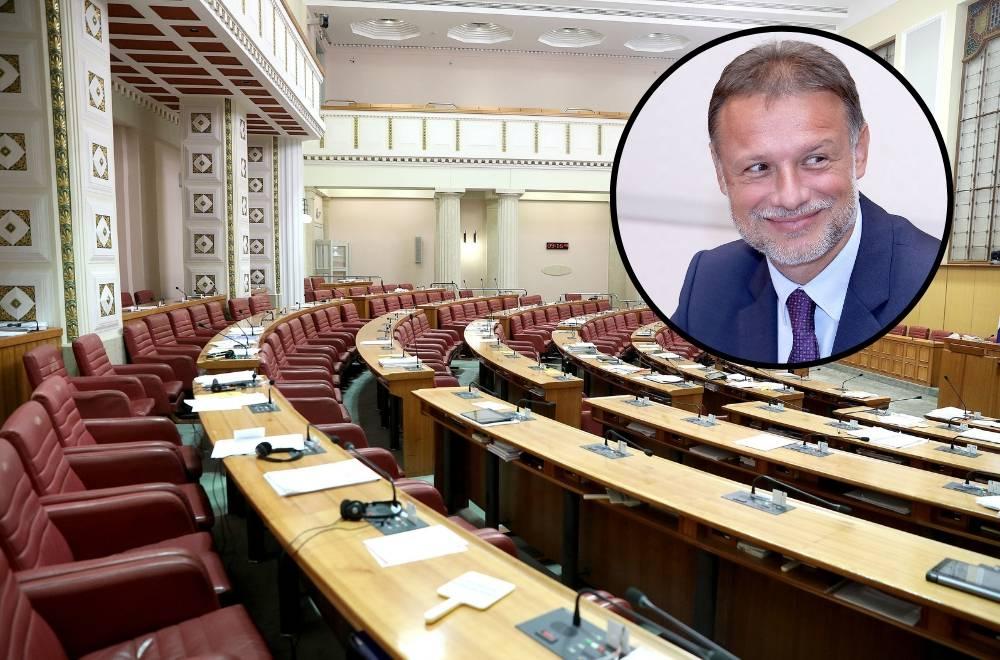 'Zakon o obnovi Zagreba ide što prije, a šteta je što Milanović ne dolazi. Bilo bi bolje da je tu...'