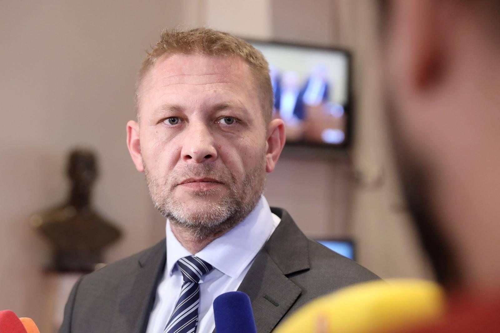 Zagreb: Krešo Beljak komentirao očekivanja od koalicije sa SDP-om