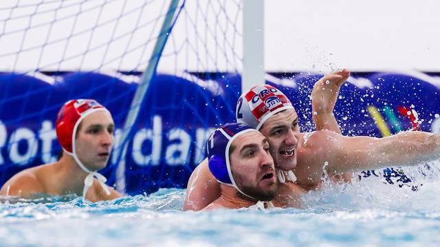 Croatia v Russia - Olympic Waterpolo Qualification Tournament 2021