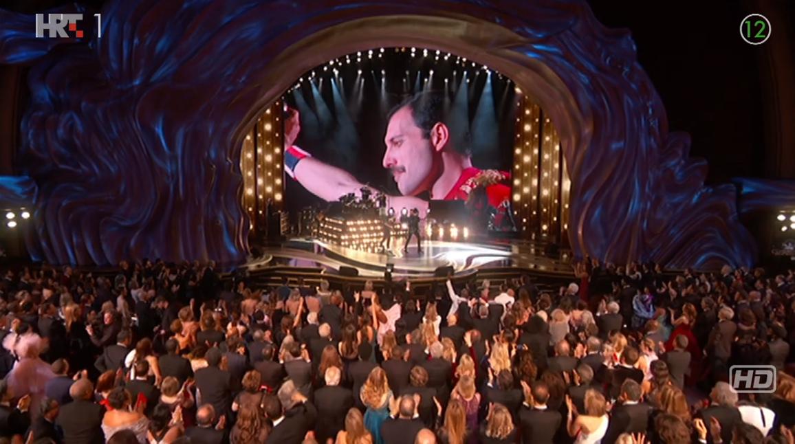 Spektakl za početak: Queen i Lambert oduševili na Oscarima