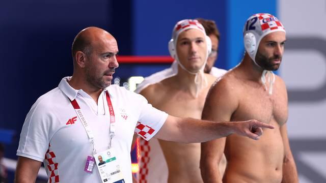 Water Polo - Men - Group B - Croatia v Kazakhstan