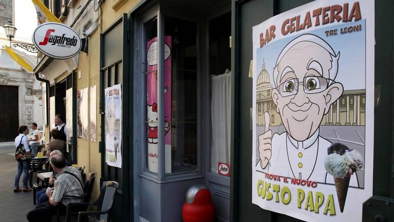 Papa Franjo je zatvorenicima poslao čak 15.000 sladoleda