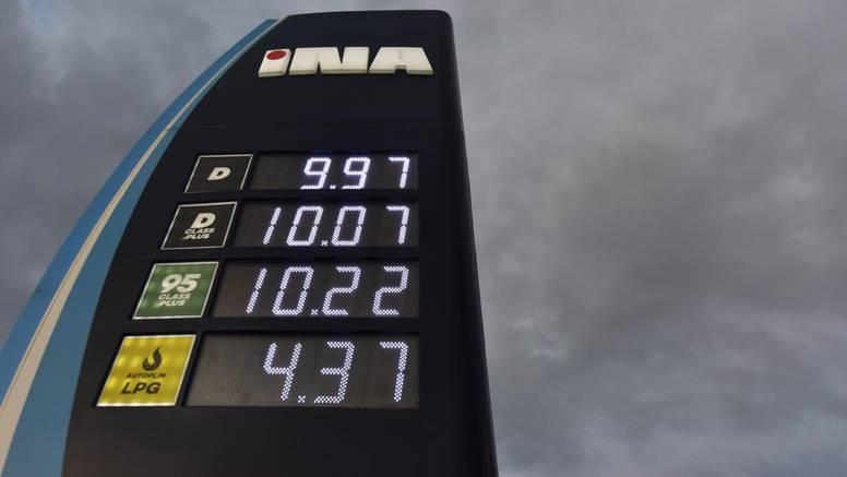 Napad na naftna postrojenja: Benzin je poskupio za 25 lipa