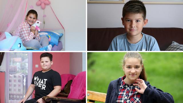 Mali heroji: S osmijehom su se suočili s crnim dijagnozama