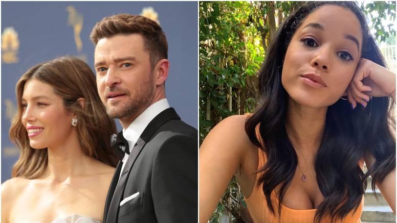 Oženjeni Justin s glumicom na tulumu izmjenjivao nježnosti