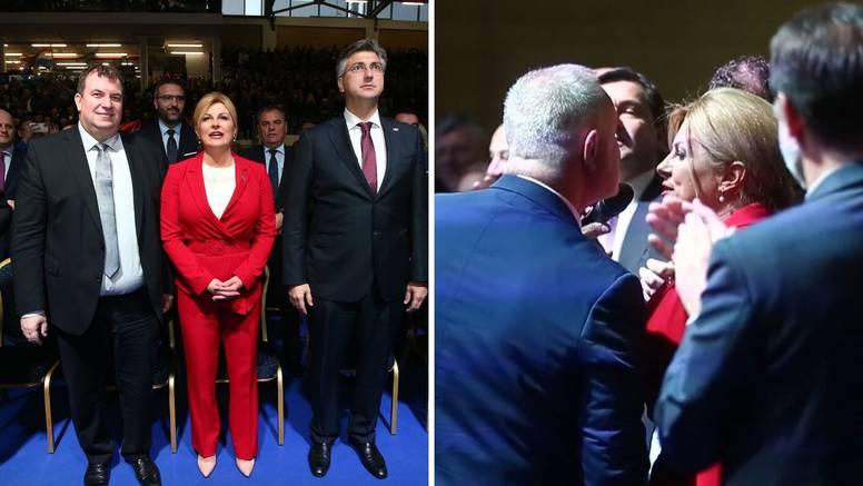 Kolinda zapjevala s Bulićem: Korumpirane neću pomilovati