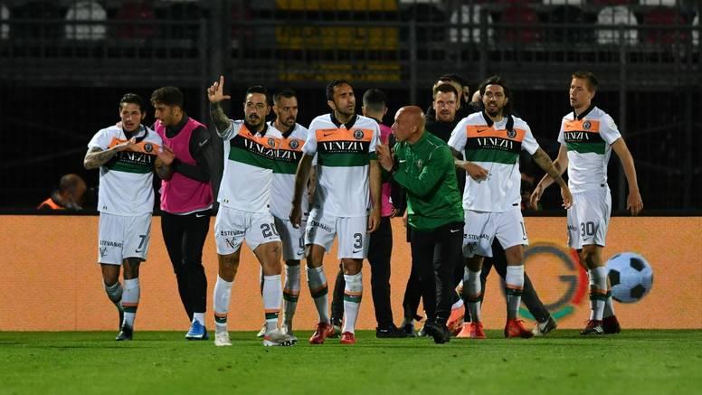 Venezia u sudačkoj nadoknadi ušla u Seriju A nakon 19 godina