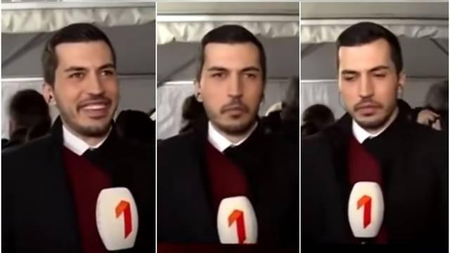 Bajaga je šokirao reportera u javljanju uživo: 'Bruka godine'