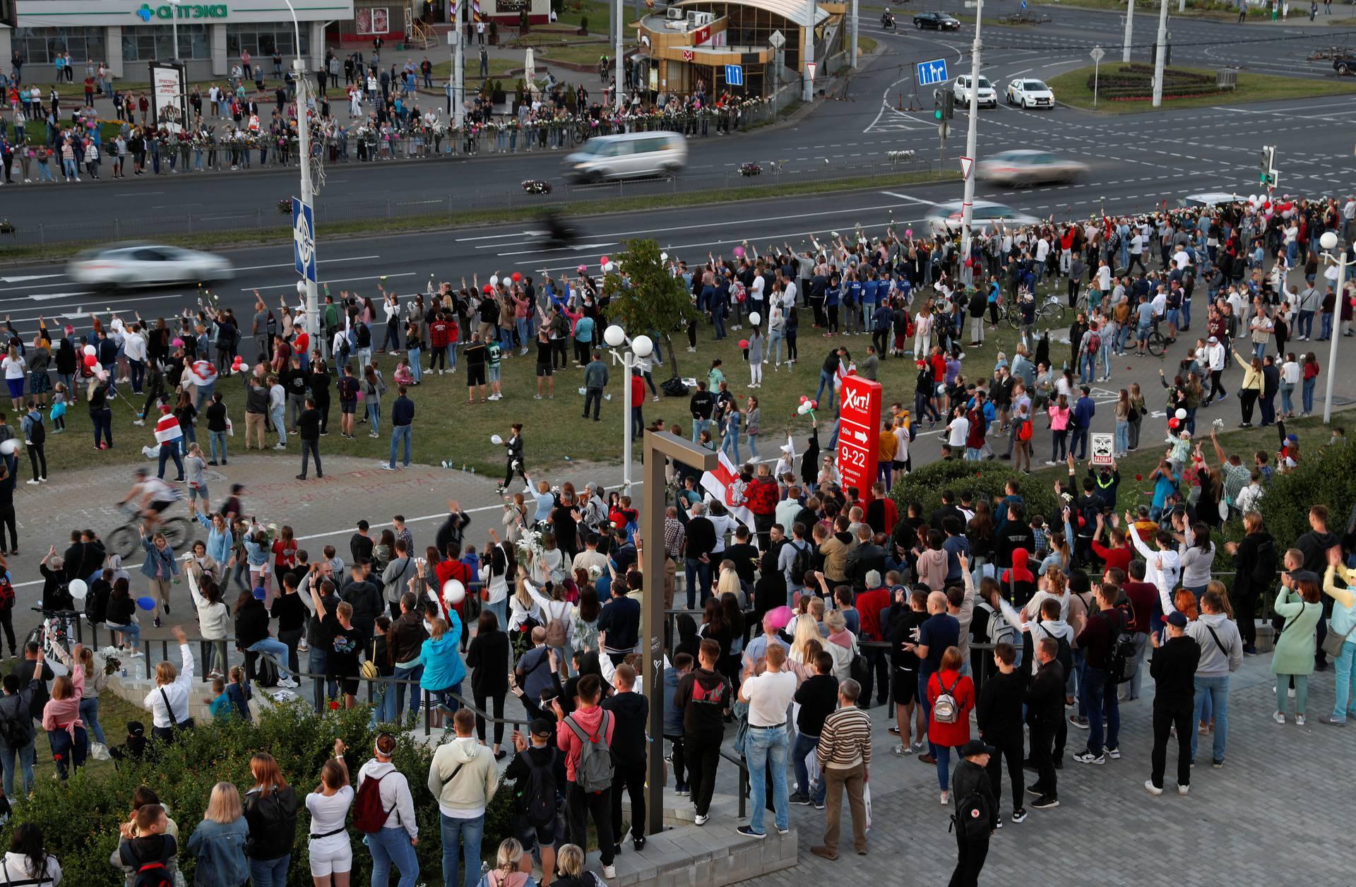 Policija i ministar se ispričali uhićenim prosvjednicima