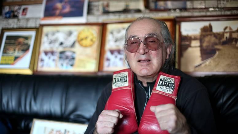 Legenda boksa Marijan Beneš bori se za život i treba pomoć