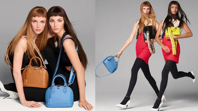 Alma BB u bojama proljetna je zvijezda brenda Louis Vuitton