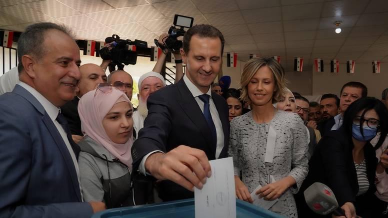 Tu nema drugog  kruga: Asad u Siriji osvojio 95,1 posto glasova
