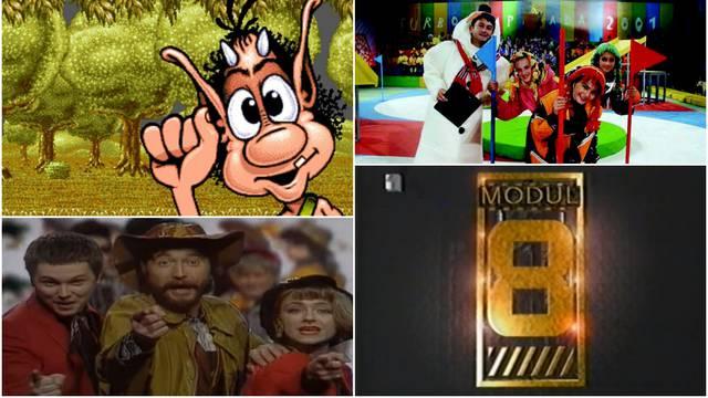 Obožavali smo ih: Ove su nam emisije obilježile djetinjstvo...