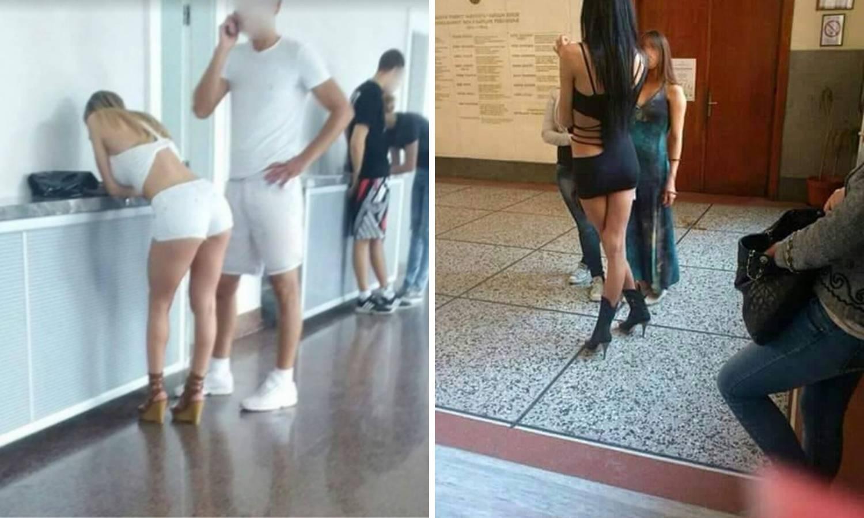 Pravilnik za fakultete u Srbiji: Zabranili minice i vruće hlačice