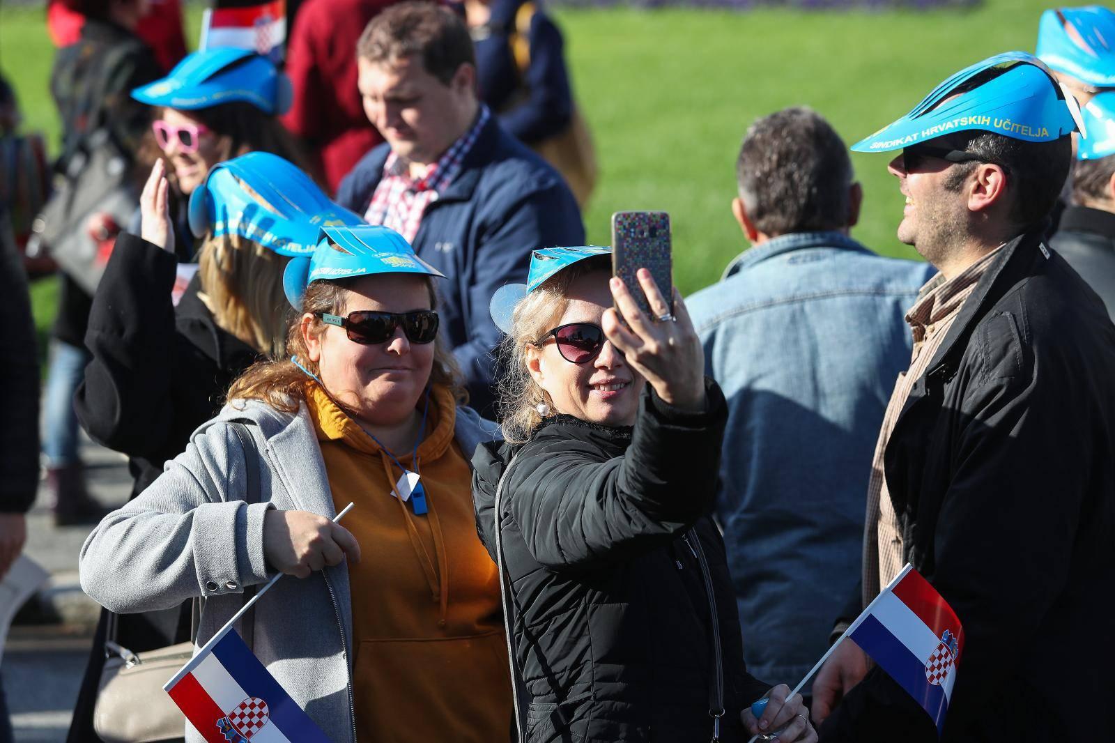 'Ovdje je najjača reprezentacija Hrvatske, evo koliko nas ima!'
