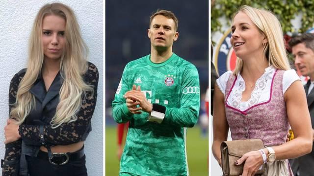 Neuer ljubi 15 godina mlađu, a ona sliči njegovoj bivšoj ženi...