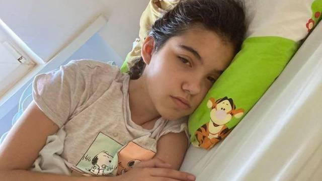 Opet ništa od lijeka za djecu s cističnom fibrozom: Ena (12) se svaki dan bori da udahne zrak