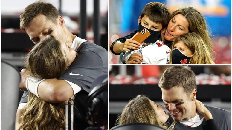 Tom Brady započeo je vezu sa suprugom dok mu je bivša bila trudna, sad se svi odlično slažu