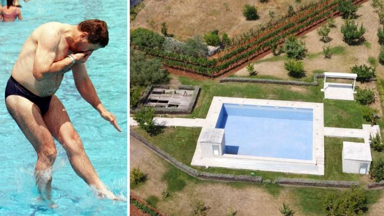 Bandićeva hacienda s bazenom od milijun kuna! 'Rekao mi je: Natkrij bazen i vratit ću ti dug'