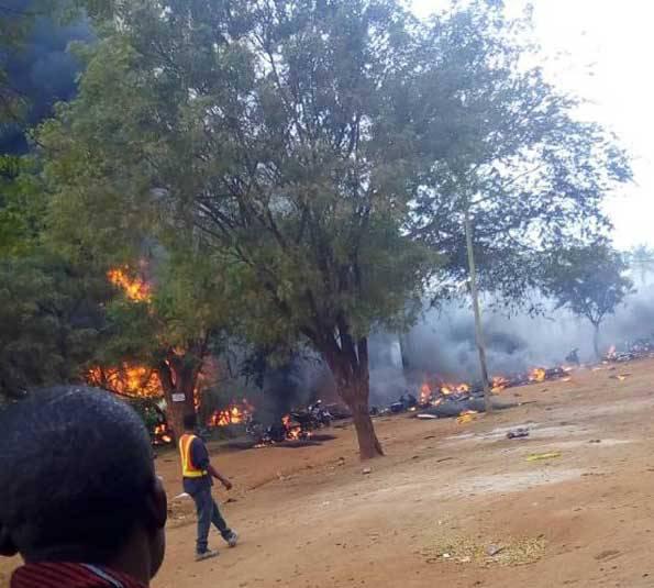 Eksplozija cisterne za gorivo u Tanzaniji: Najmanje 60 mrtvih