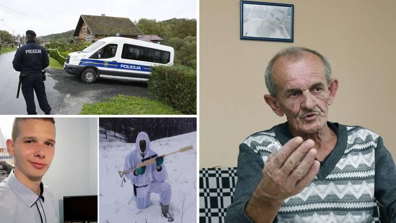 Stric napadača s Markova trga: 'Mali je bio dobar kao kruh'