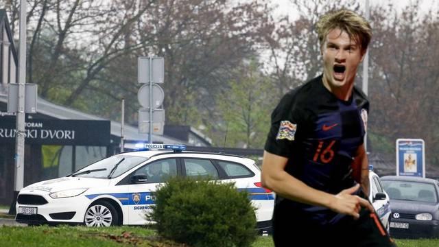 Jedvaju zvali policiju: 'Što me sada je***e što igram košarku'